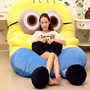 Image of Minions Super Giant Bed