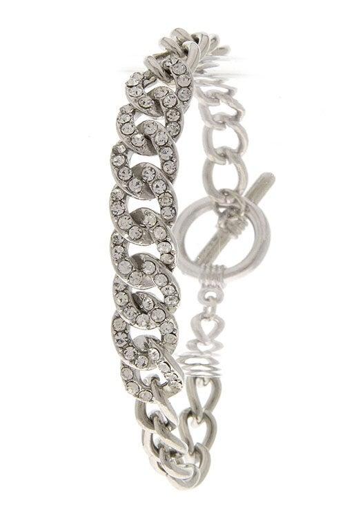 Image of Victoria Chain Bracelet