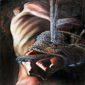 Image of Bondage Series Painting