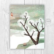 """Image of """"Snowy Day"""" Holiday Card"""