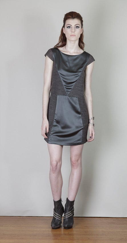 Image of Inverted Triangle Dress