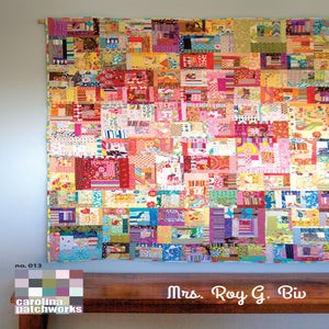 Image of No. 013 -- Mrs. Roy G. Biv