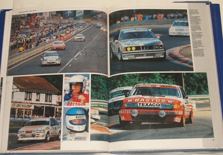 Image of Brock & Moffat. On the Road to Spa. Holden's 24 hours at Spa.