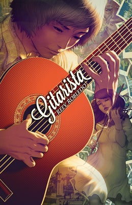 Image of Gitarista