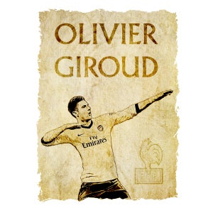 Image of GIROUD (white)