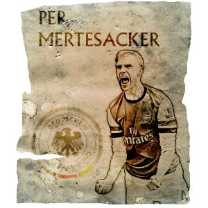 Image of MERTESACKER (white)