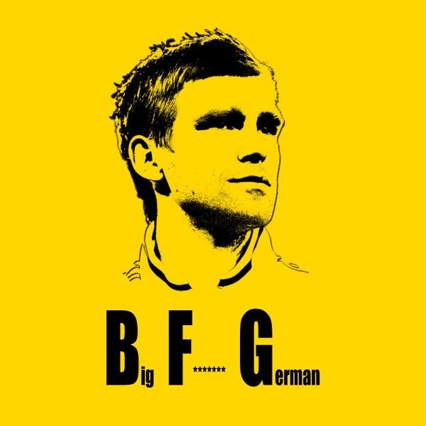 Image of BFG CENSORED (4 colours)