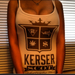 Image of KERSER S.C.O.T WHITE SINGLET LADIES