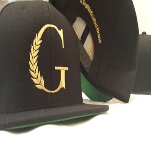 Image of G Snapback (Black)