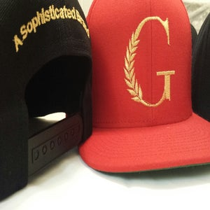 Image of G Snapback (Red)