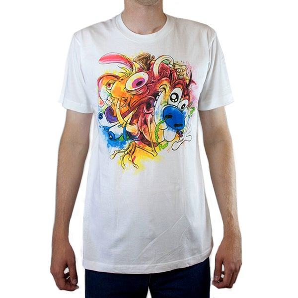 Image of Eediots | By Alex Pardee | T-Shirt