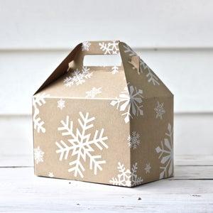 Image of Snowflake Gable Box