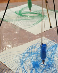 Image of Pendulum Painting Kit