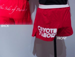 Image of This Side of Paradise - Red Short