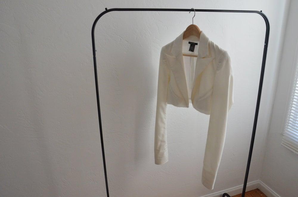 Image of cropped ksubi blazer