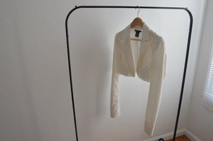 Image of cropped ksubi blazer