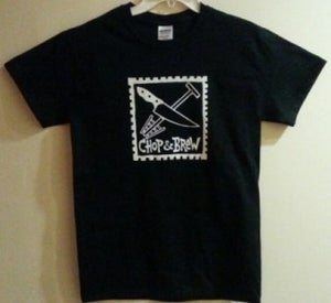 Image of Chop & Brew Logo Shirt (Pre-Order)