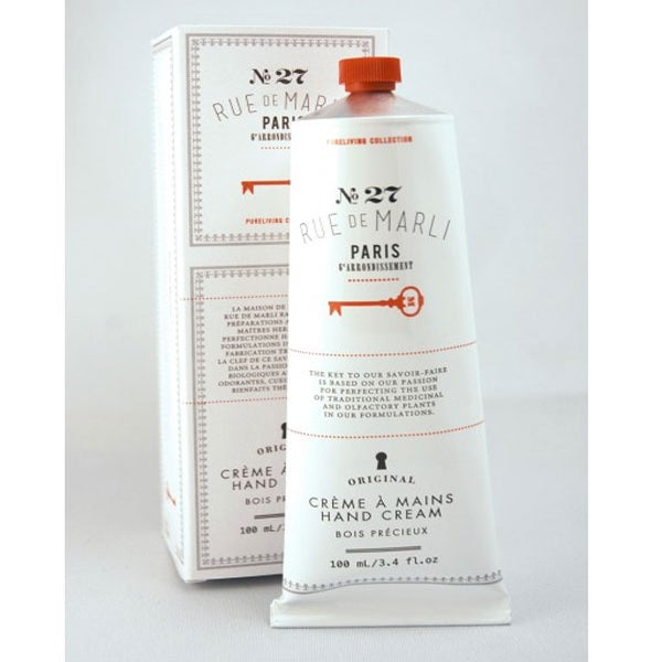 Image of Rue de Marli - Precious Wood No 27 Hand Cream