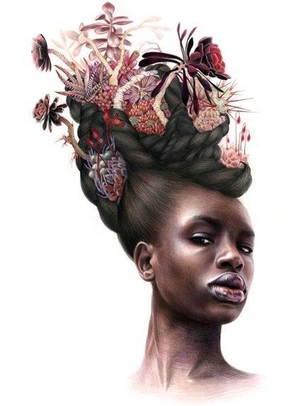Image of Amelia Print