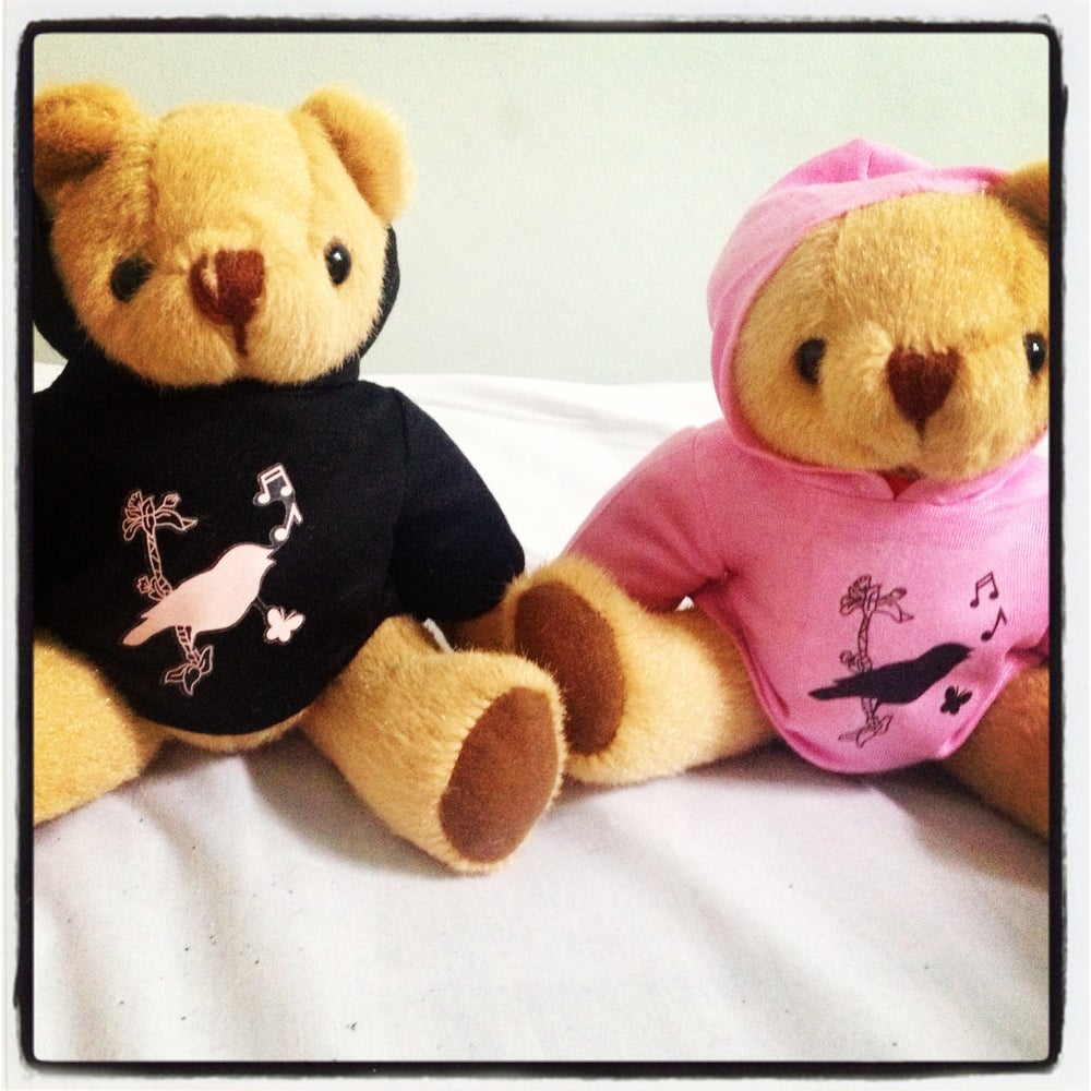 Image of Amy Winehouse Foundation Teddy Bear