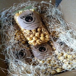 Image of Candied Bacon Caramel Corn with Peanuts<br />Case