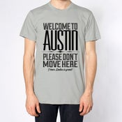 Image of Welcome To Austin (Men's Classic)
