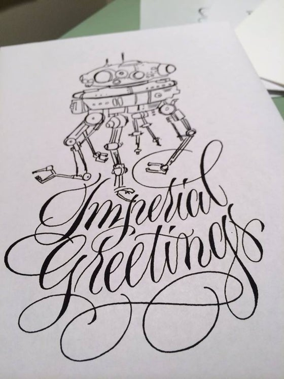 Image of Imperial Greetings