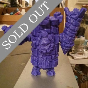Image of King Castor SUPREME - Purple