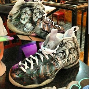 Image of Walking Dead Foamposite