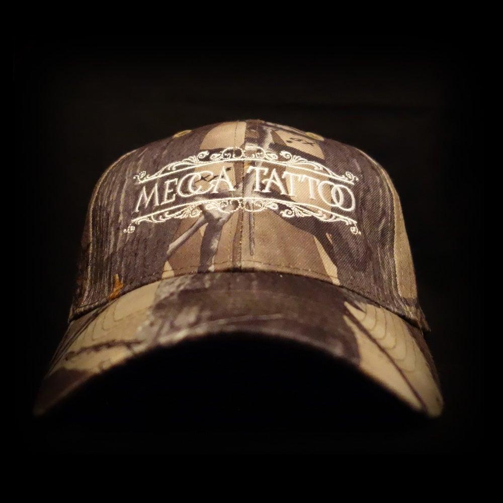 Image of Mecca Tattoo Camo Hat