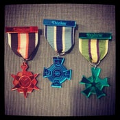 Image of New Mini Medals - Free Delivery!
