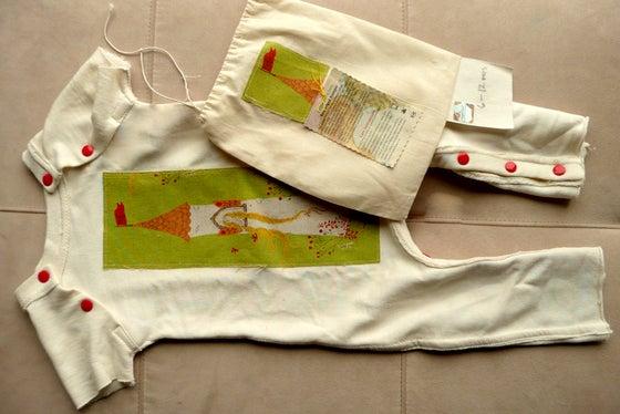 Image of Hemp/Cotton Romper