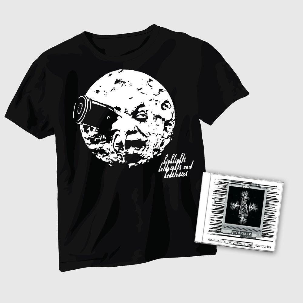 Image of CD & Shirt Bundle