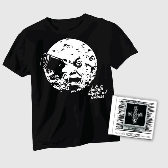 Image of CD & Shirt Bundle