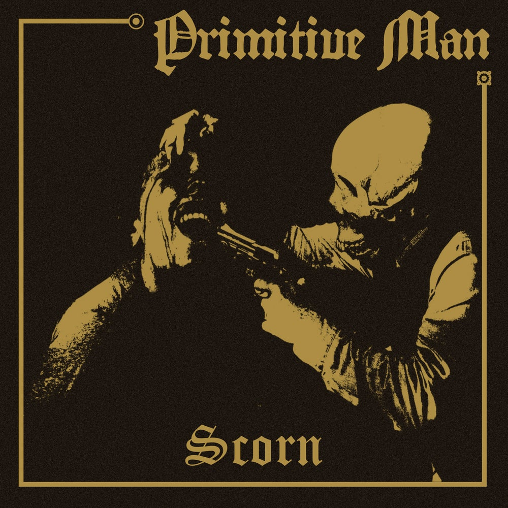 Image of Primitive Man - Scorn (Vinyl)
