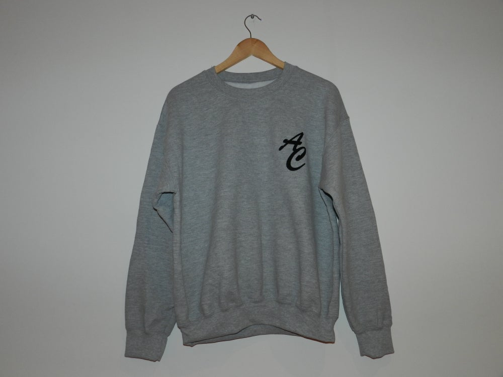 Image of AC Sweat - Ash Grey