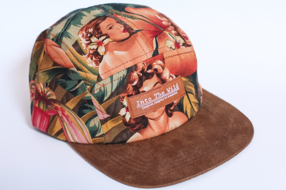 Image of SOLD OUT - Island Girl 5 Panel