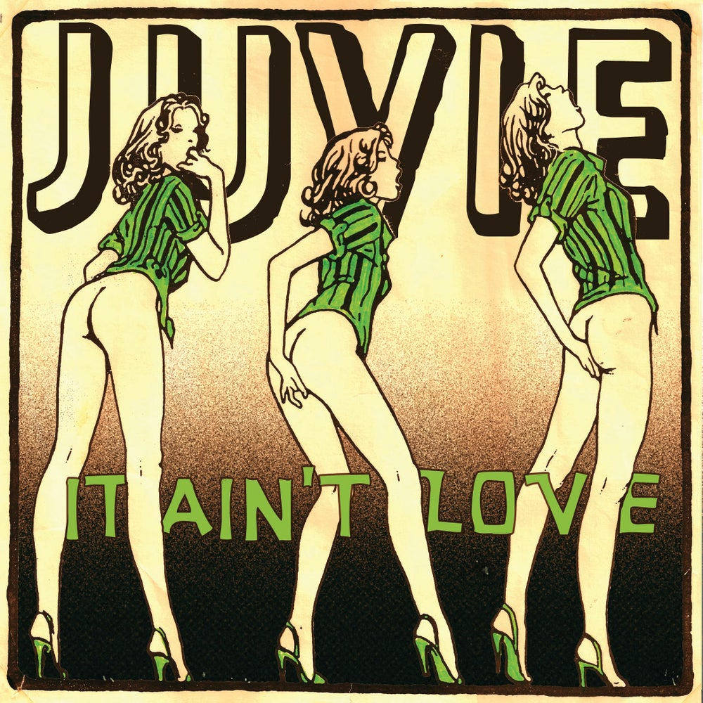 "Image of Juvie ""It Aint' Love/ Juvie Fight Song"" 7"""