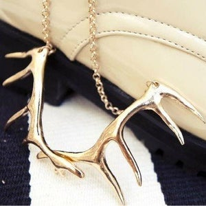 Image of Antler Necklace, SW178