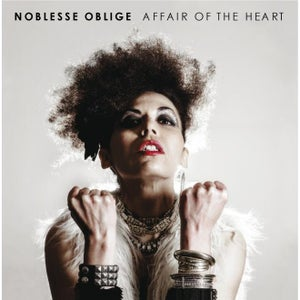 Image of Affair of the Heart (CD Album)