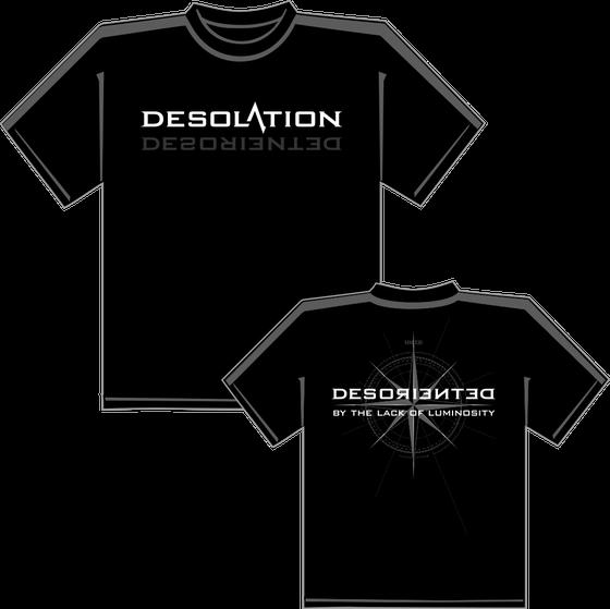 Image of Shirt - Desoriented