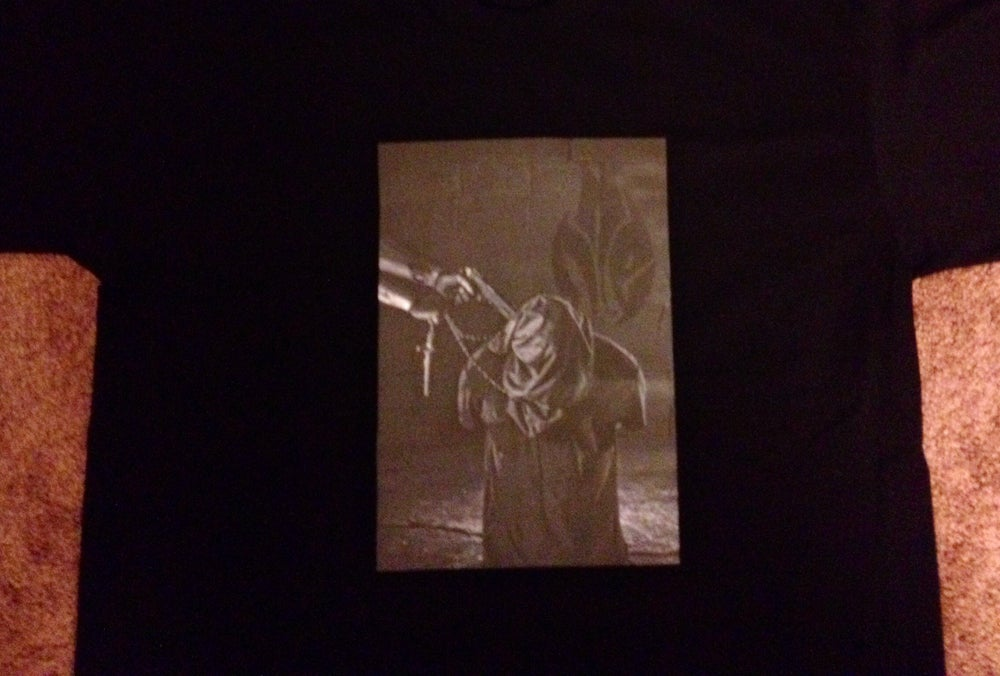 Image of Album cover hoody sweater
