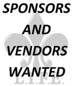 Image of SPONSOR/VENDING @ A L.I.F.E. EVENT OR WEBSITE