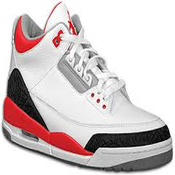 "Image of Air jordan ""Fire Red"""