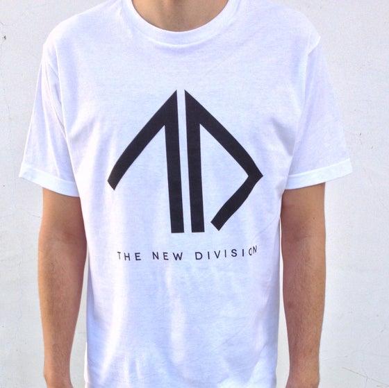 Image of TND Logo WHITE Shirt