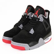 "Image of Air Jordan 4s ""Breds"""