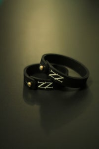 Image of Black Belt Bracelet