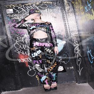 Image of GRAFFITI GIRL SET & THE MONEY BAG