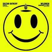 "Image of Wildmen / Sultan Bathery SPLIT 7"" - PRESALE (out on Jan. 25)"