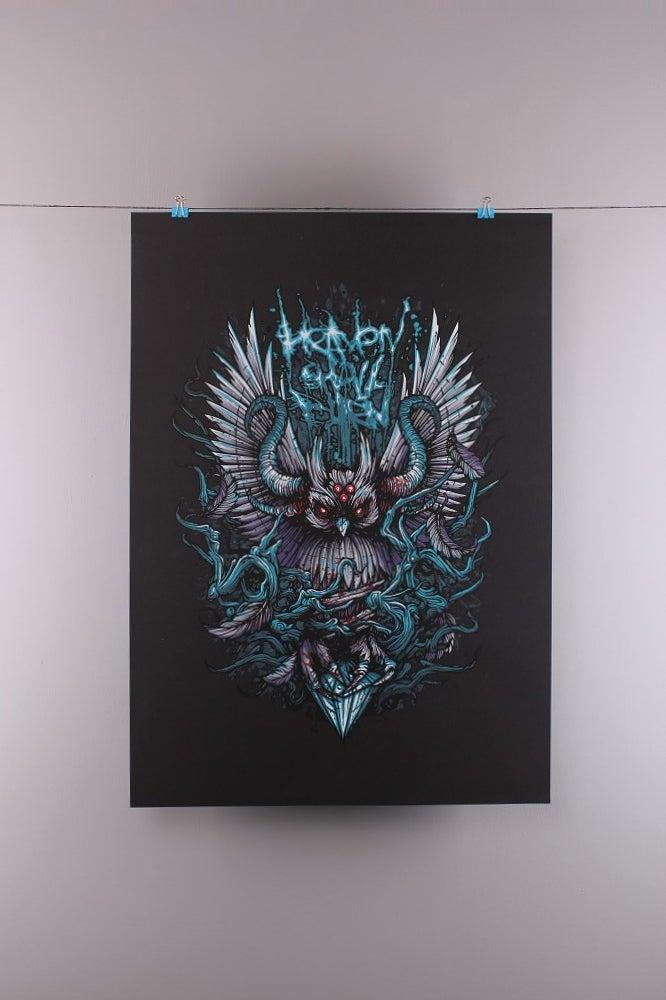 Image of Heaven Shall Burn - Owl